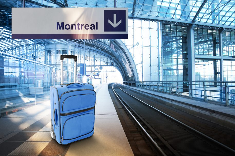 Montreal airport