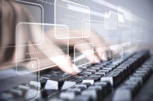 Typing binary code