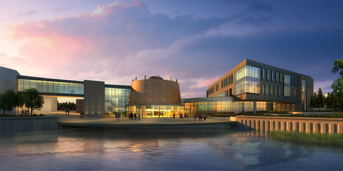 Lakehead University campus