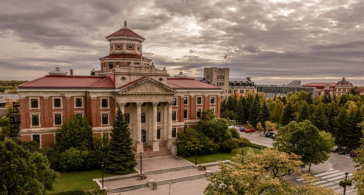 University of Manitoba campus