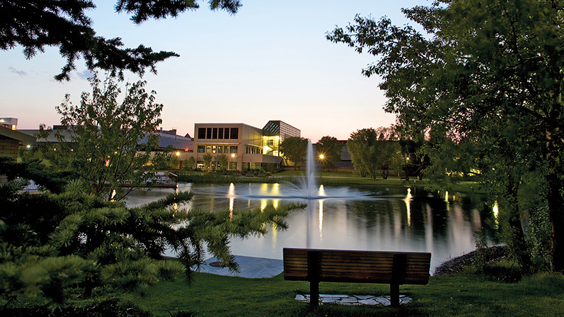 Mount Royal campus