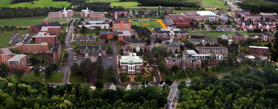 St. Francis Xavier University campus