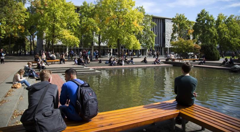 University of Victoria campus