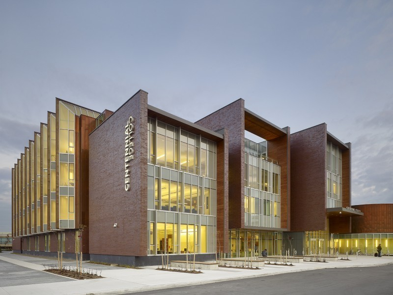 Centennial College campus