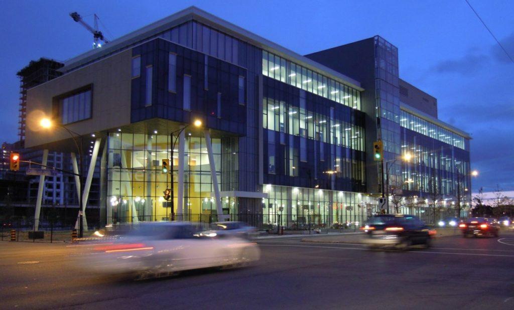 Sheridan College campus