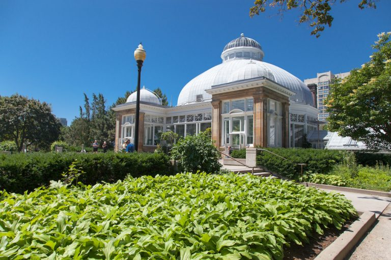 Allan Gardens, Toronto