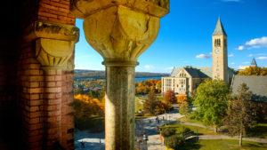 US university campus