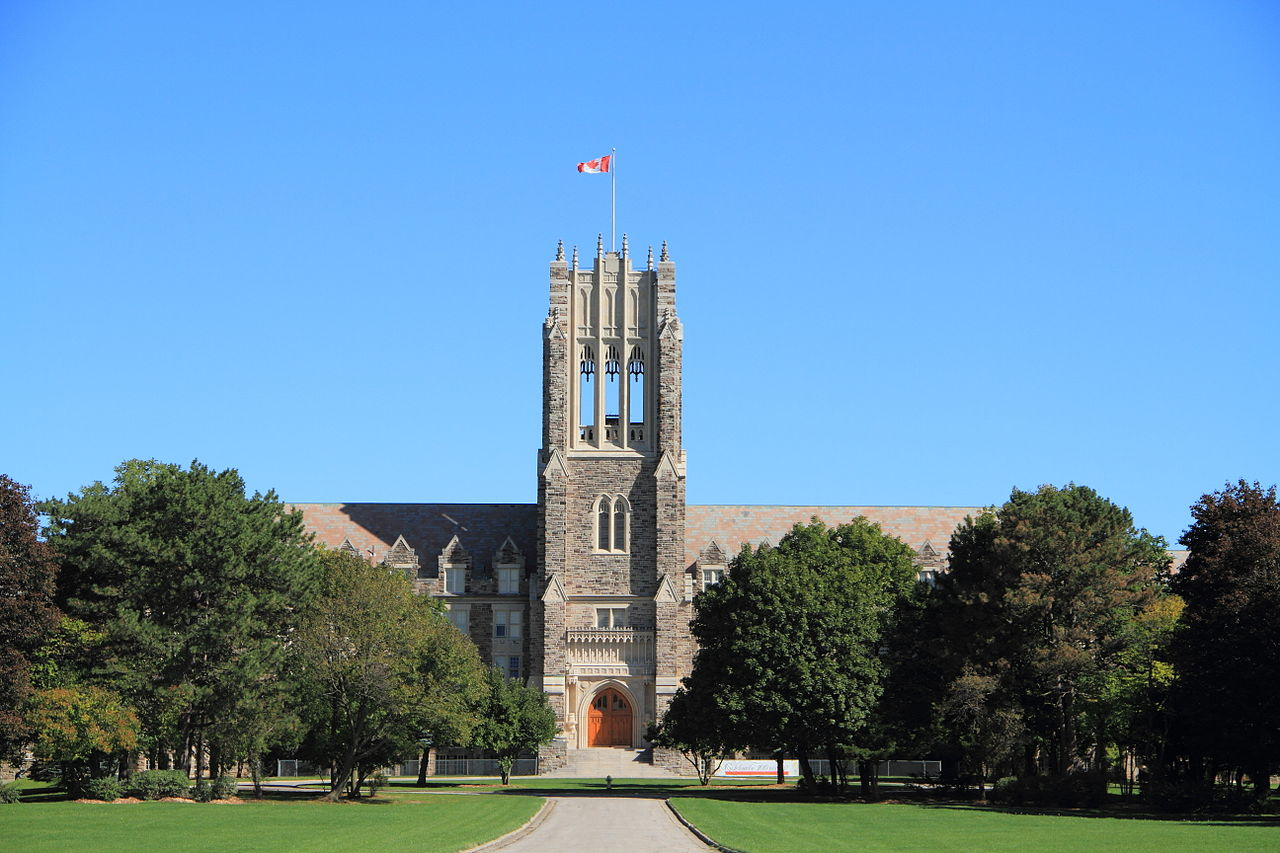 Ontario university campus