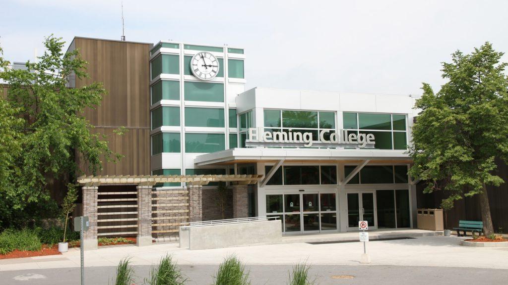 Fleming College campus