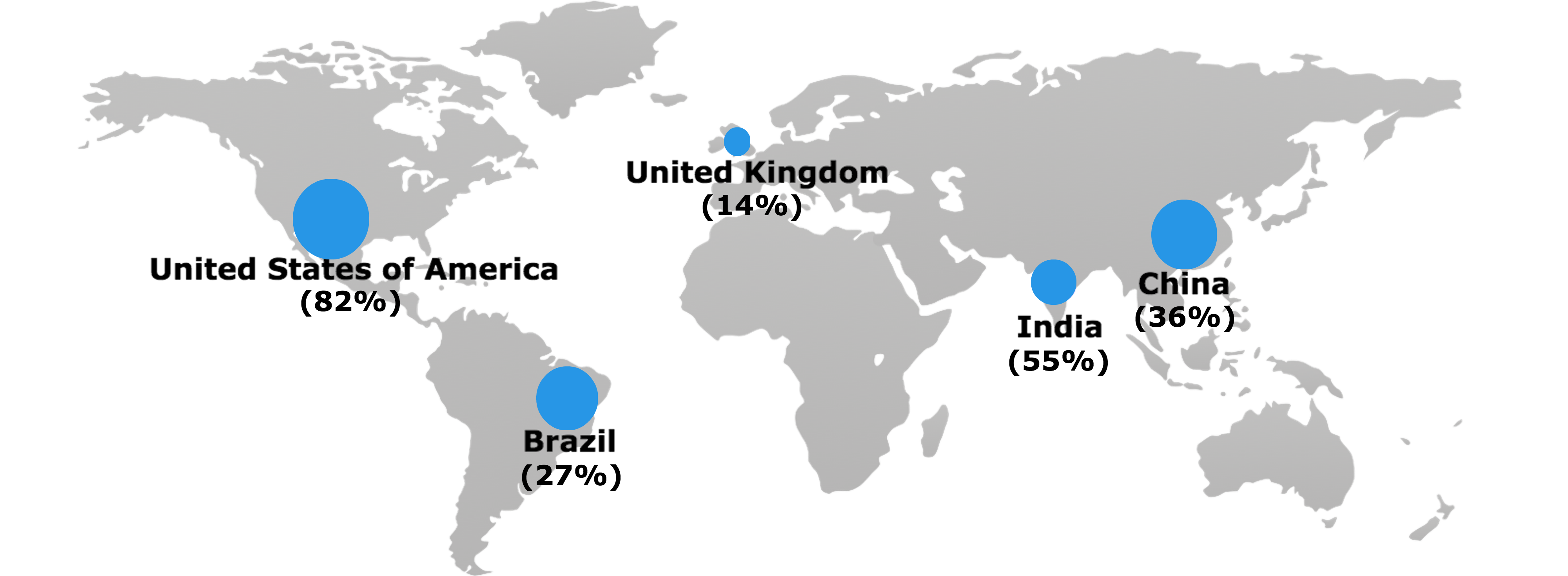 Top countries for international hires by Toronto-are tech firms