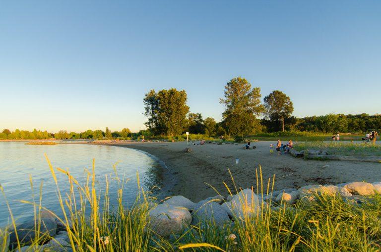 Jericho Beach Park
