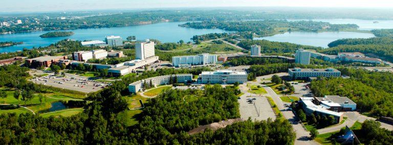 Laurentian University campus