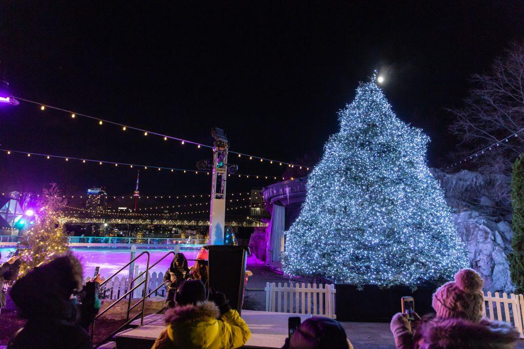 Aurora Winter Festival at Ontario Place