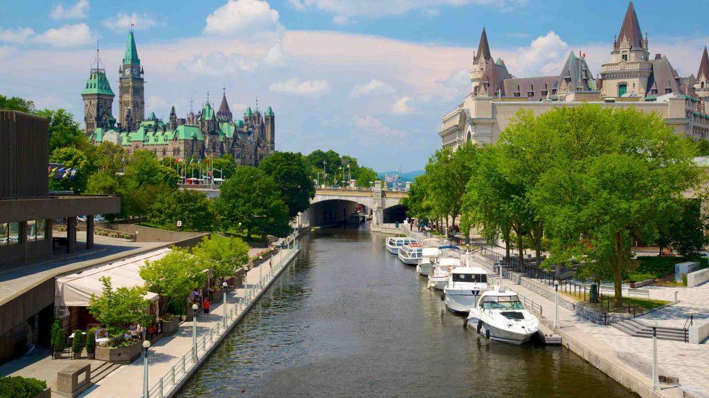 Ottawa, Ontario canals