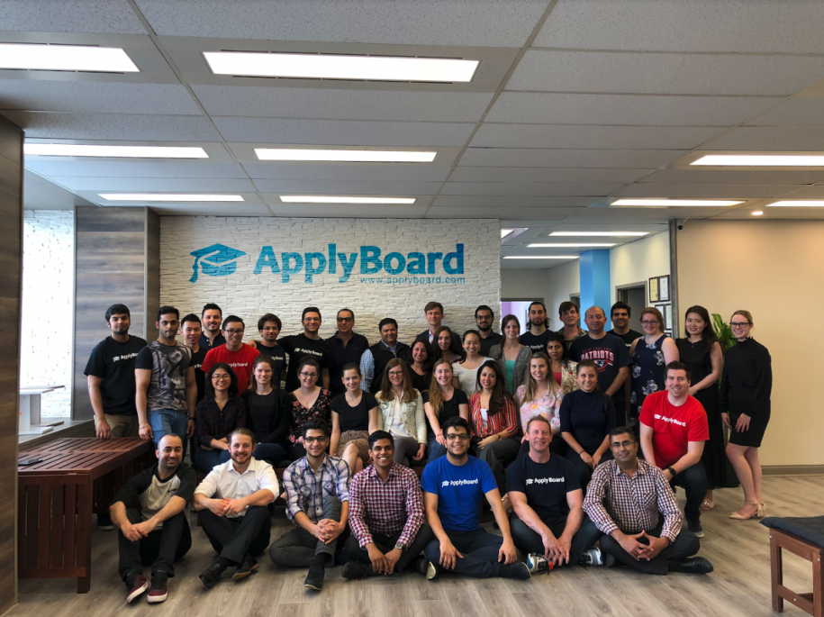 Photo of ApplyBoard staff