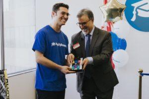 Martin Basiri StartUp Pledge
