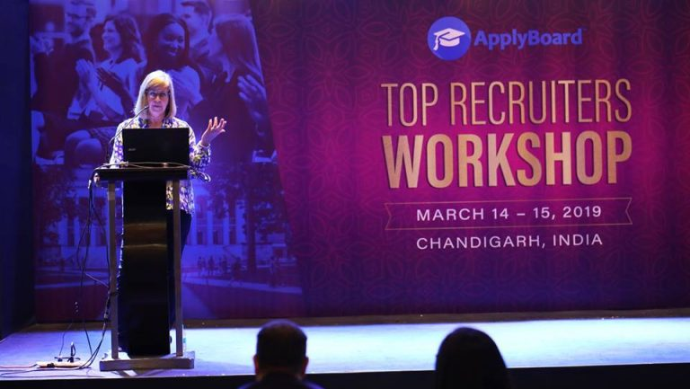 Top Recruiters Workshop presenter