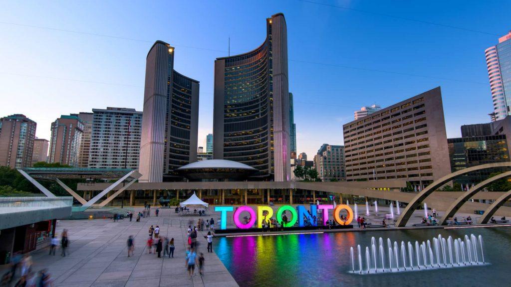 Toronto, Ontario City Hall