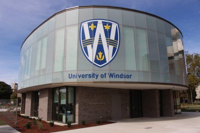 University of Windsor campus
