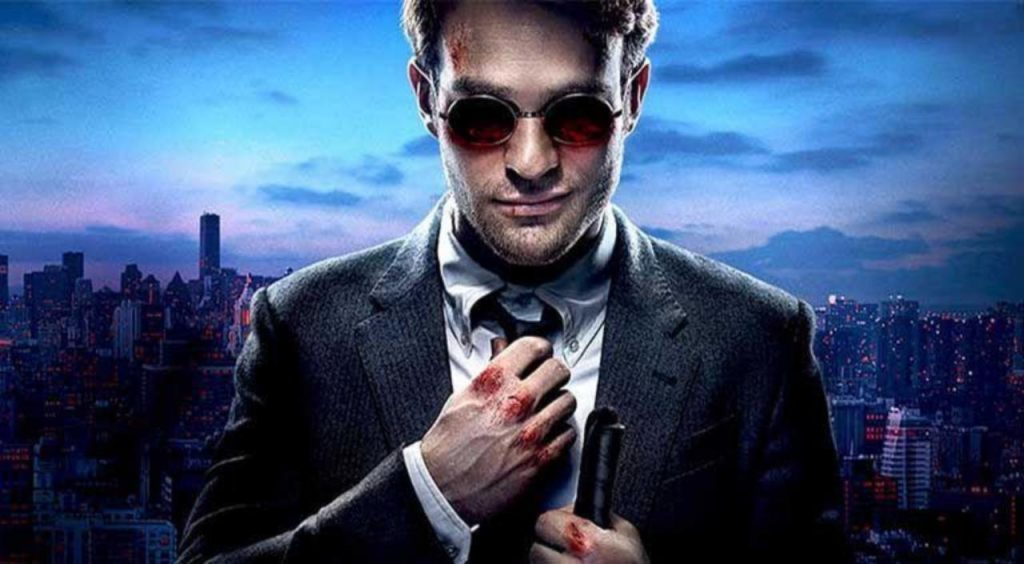 Daredevil Marvel superhero