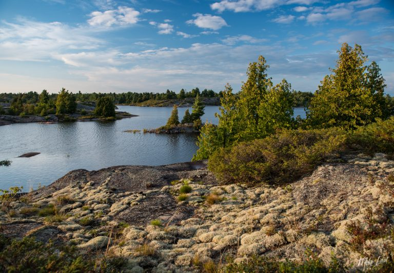 French River Provincial Park, Alban