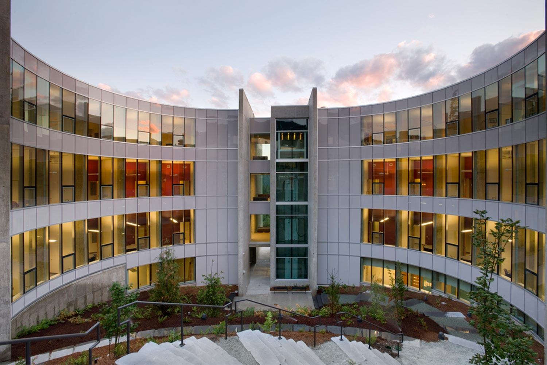 Quest University campus