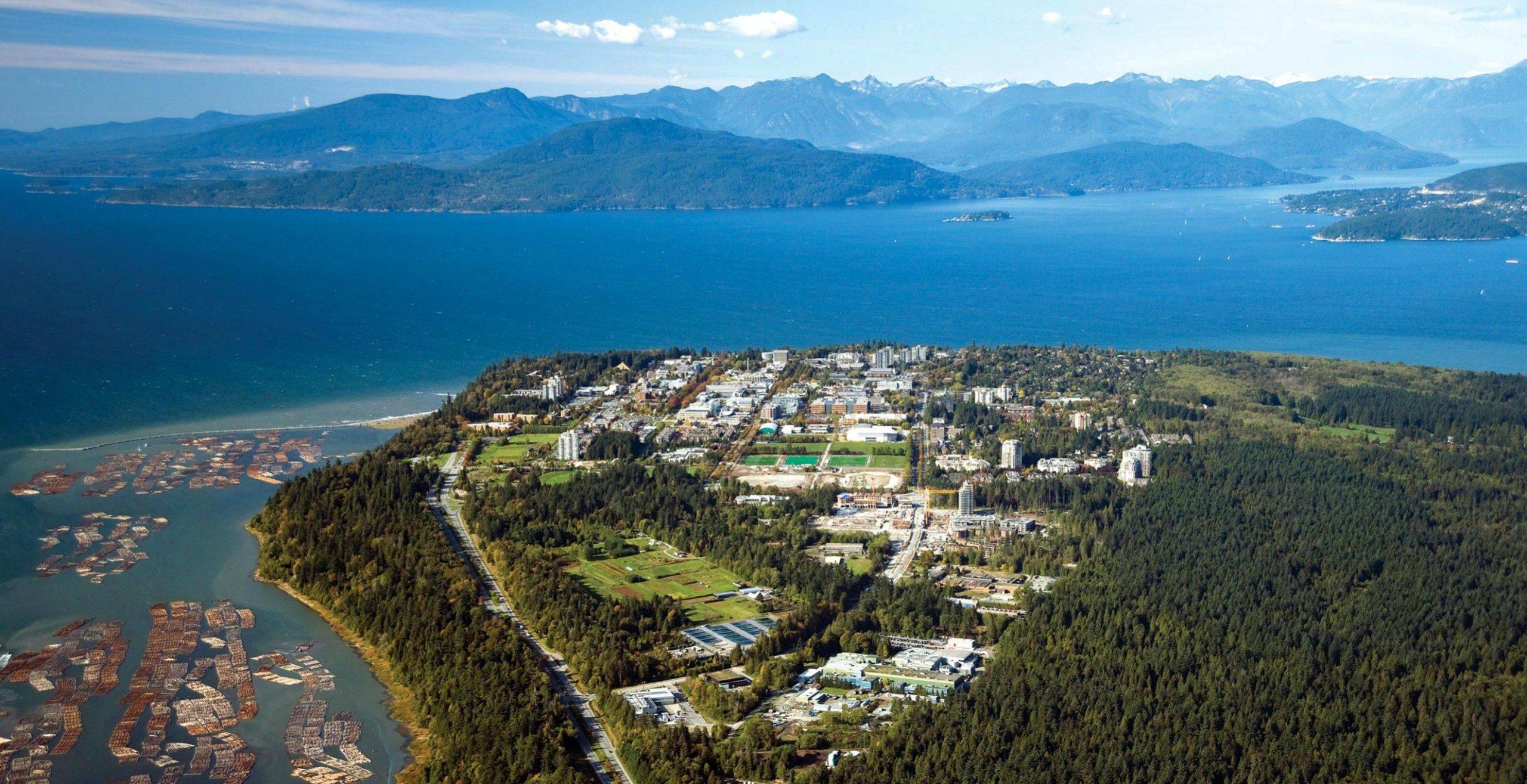 University of British Columbia campus