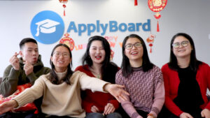 ApplyBoard's Lunar New Year team