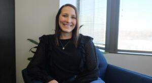 Lindsay Snider smiling
