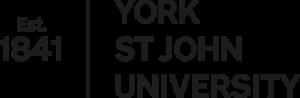 York St John University Logo
