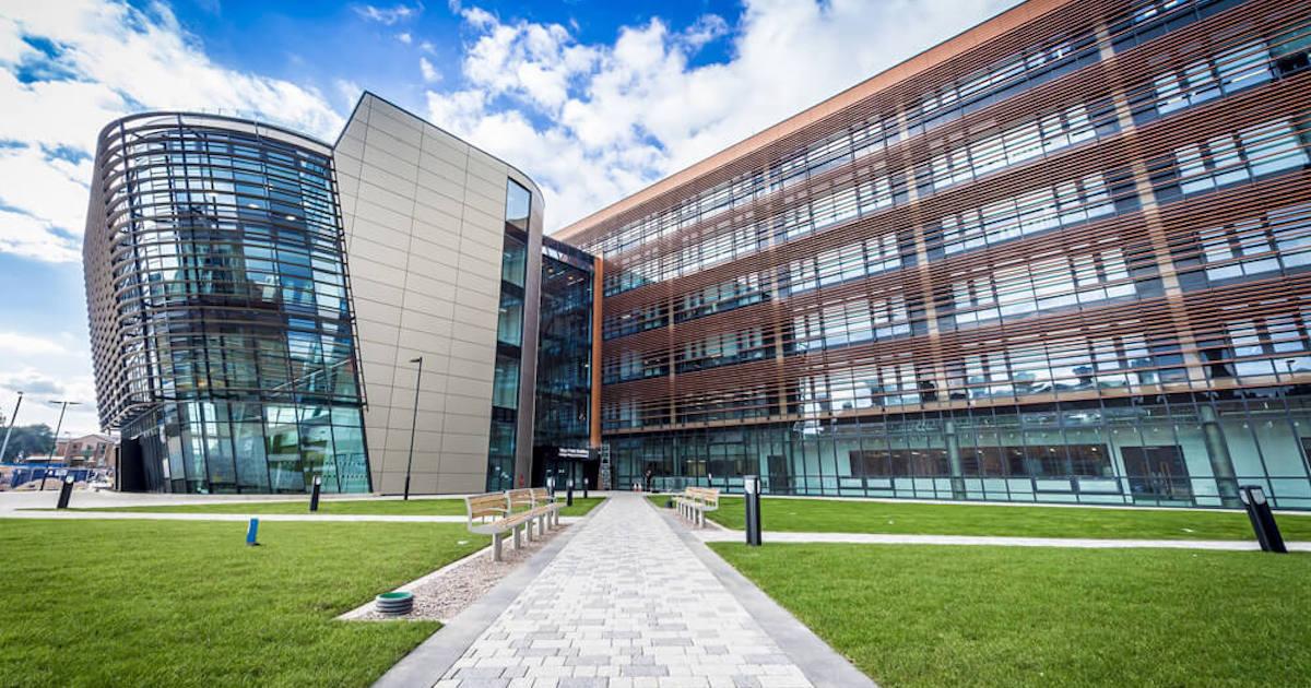 De Montfort University campus