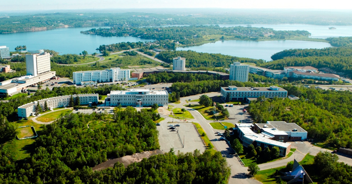 Laurentian University campus