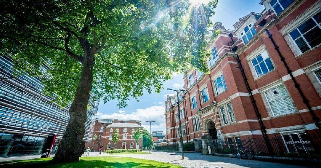 De Montfort campus