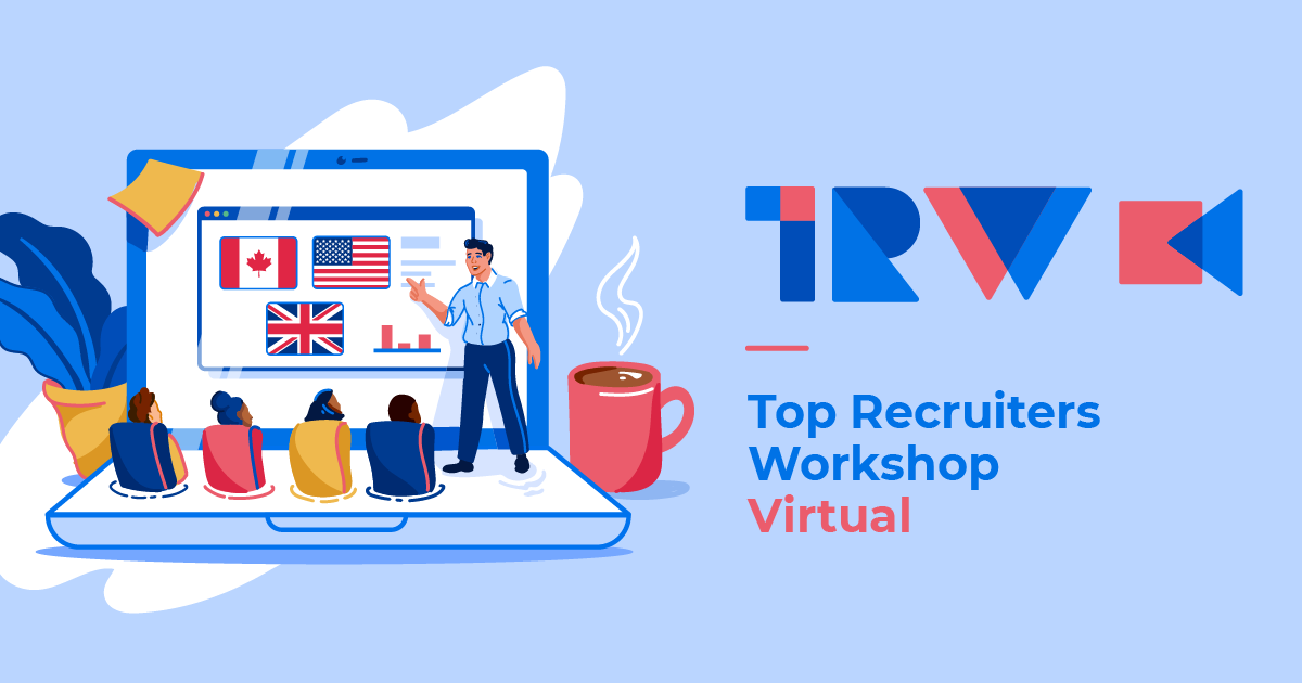 Top Recruiters Workshop Virtual