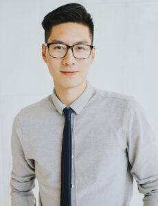 Kelvin Tran headshot
