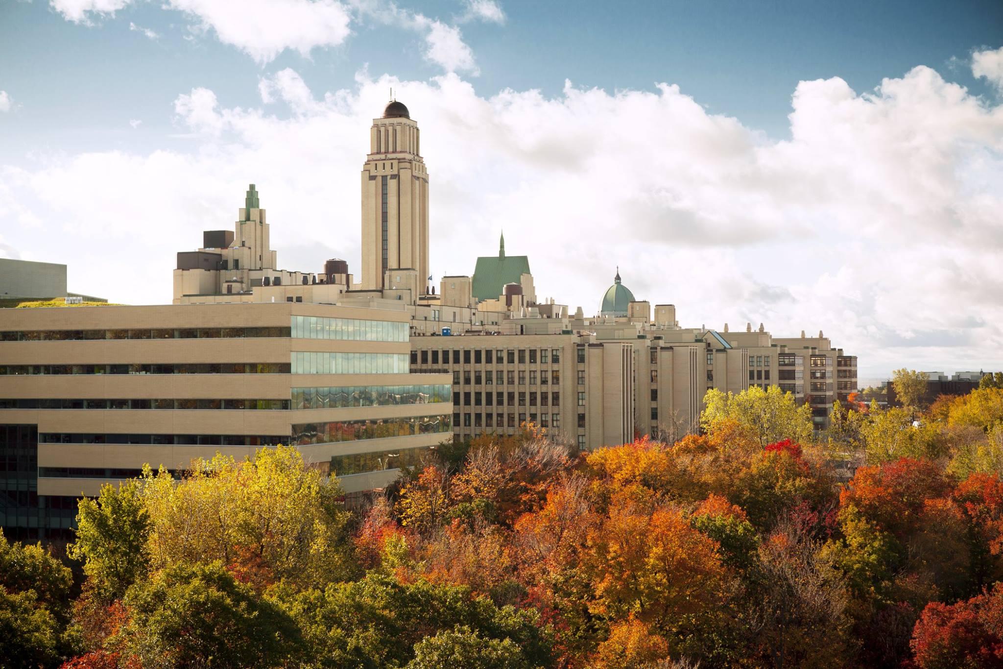 Université de Montréal campus