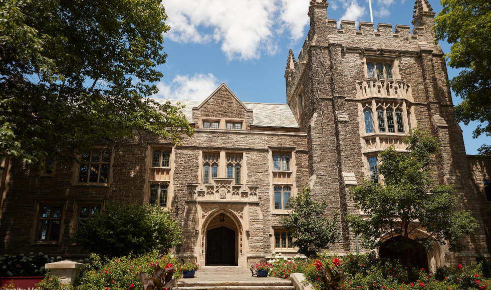 McMaster University campus