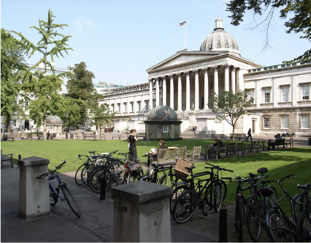 UCL (University College London) campus