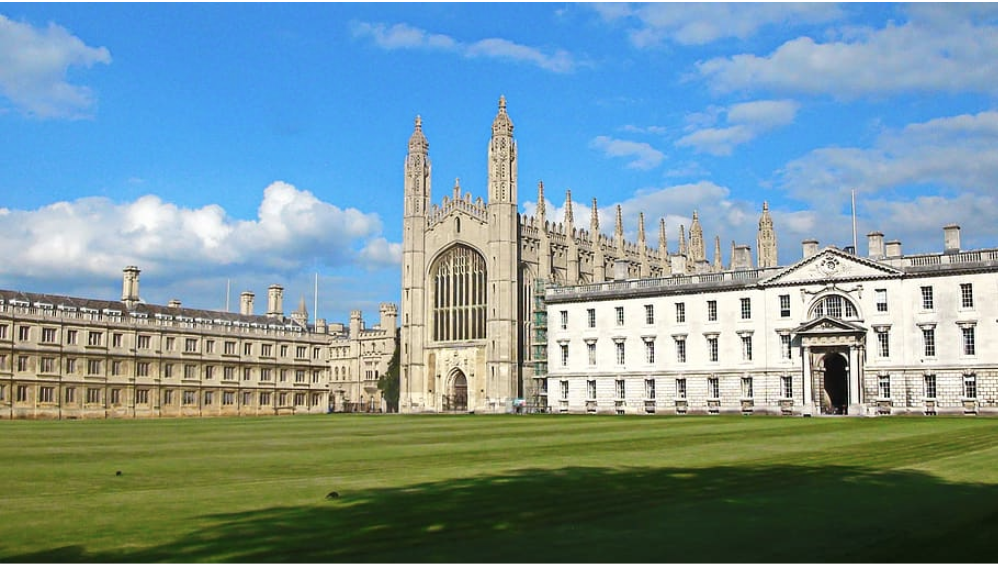 University of Cambridge campus