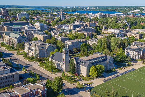 Queen's University campus
