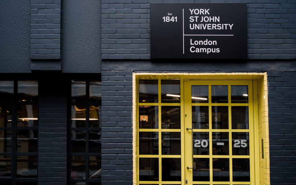 York St John University - London - York Business School