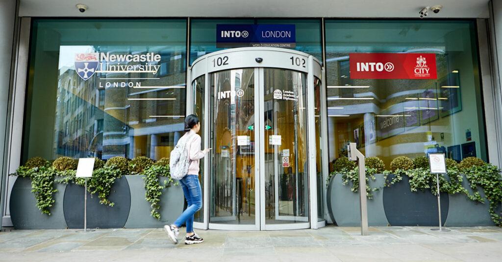 Newcastle University London (INTO)