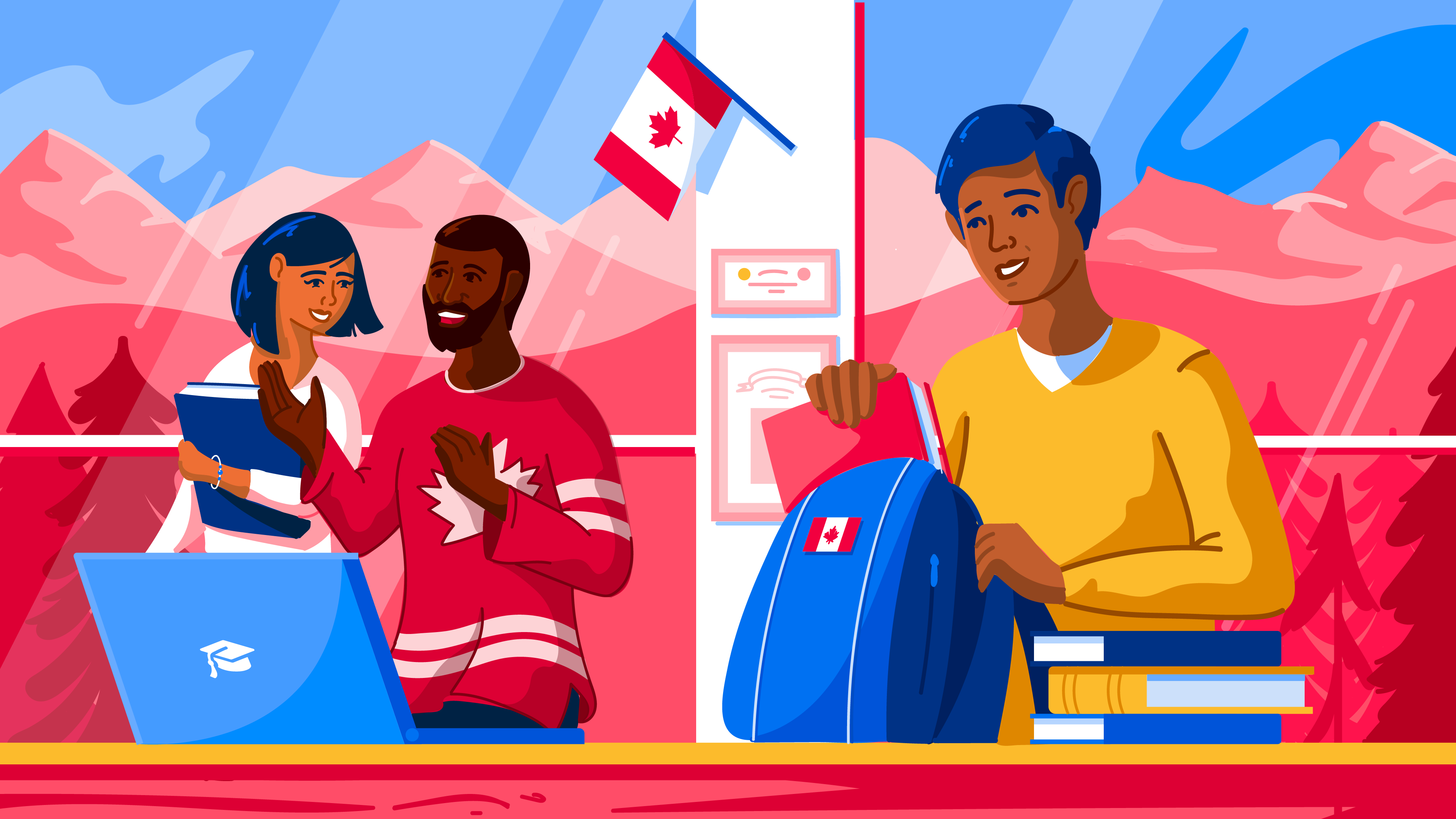 International Education at a Cross-Roads in Canada