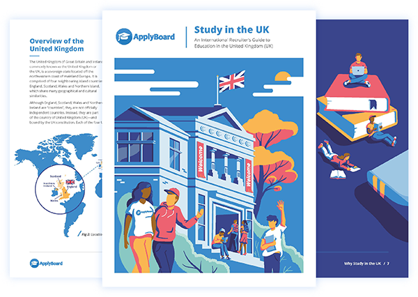 Study in the UK Guide