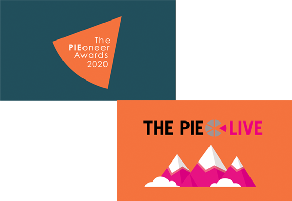 The Pie Live and Pioneer Awards