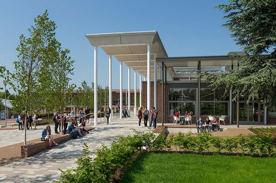 Nottingham Trent University — Clifton Campus