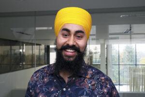 Gurpal Singh headshot
