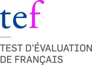 Test d'Evaluation de Français (TEF) Logo