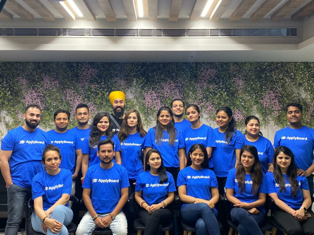 ApplyBoard Team India