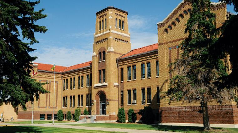 Saskatchewan Polytechnic campus